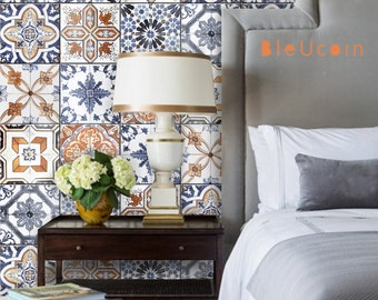 Premium Tile/wall Decals-an artistic touch to your by Bleucoin