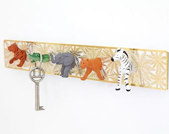 "Key hook ""Jungle"""