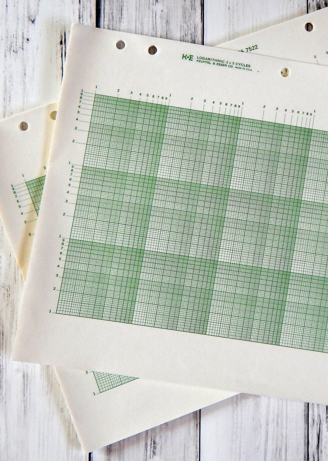 vintage graph paper  graph paper  tracing paper  vintage paper  journal supply  junk journal