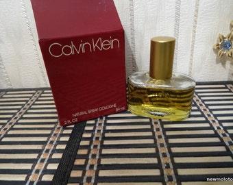 Calvin Klein Calvin Klein 60ml. Cologne Vintage Rare