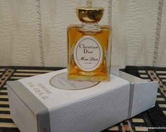 Miss Dior Christian Dior 7.5ml. Perfume Vintage