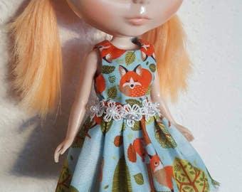 Blythe fox dress