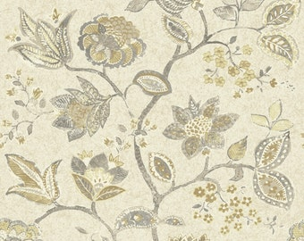 York Zanzibar Autumn Dreams KP4943 Jacobean Wallpaper