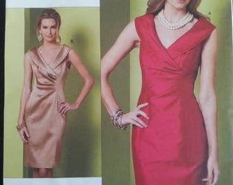 Vogue 1182 - KAY UNGER New York - Misse's dress - Sizes 8-10-12-14
