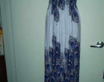 Ladies Ankle Length summer dress
