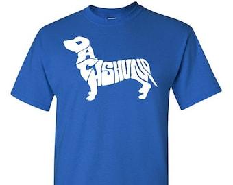 Dachshund Shirt, Dachshund Lover, Dog Owner Gift, Dog Lover, Shirt for Dog Owner, Dog Lover Gifts, Dog Shirts, Dog Gifts, Dogs Shirt