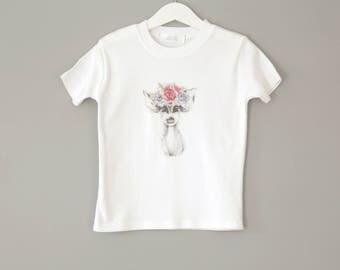 Children's Deer T shirt