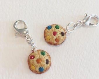 M&M Cookie Charm