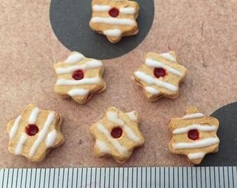6x BJD cookies