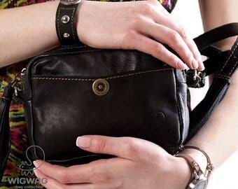 Women's leather bag, crossbody women's bag, small leather bag, leather bag women, leather bag, shoulder bag, small leather messenger bag