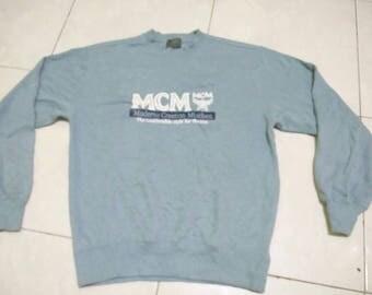 Vintage MCM golf sweatshirt