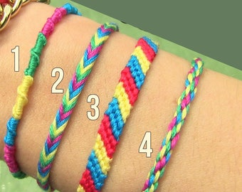 Handmade Friendship Bracelets/ Wristbands