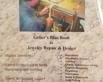 Geller's Blue Book to jewelry repair & design