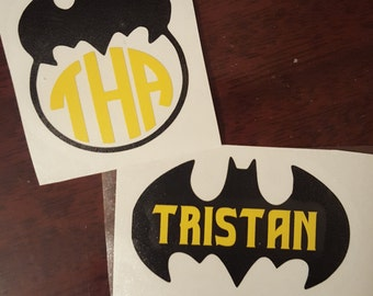 Batman Vinyl Decal | Yeti | Tumbler | Laptop | Tablet | Car