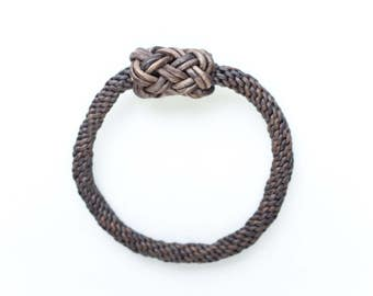 Magnolia Skinny Fancy Braid Bracelet