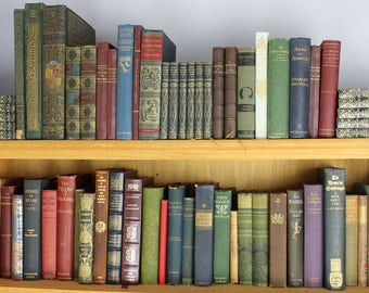 Decorative Books Sets - Sold by the Pound
