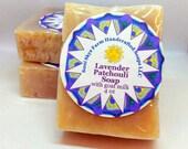 Lavender Patchouli Goat M...