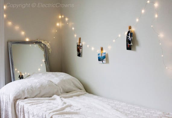 Home Decor Photo Display Firefly Lights Wall Hanging
