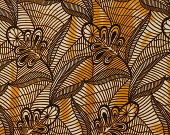 African print fabric Ankara fabric by the yard African fabric by the yard flower African Fabric  African Supplies for african print dress
