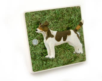 Jack Russell Dog Light Switch - Nursery Lighting - Jack Russell Gifts - Dog Lover Gift - Jack Russell Terrier - Bedroom Decor - Unique Gift