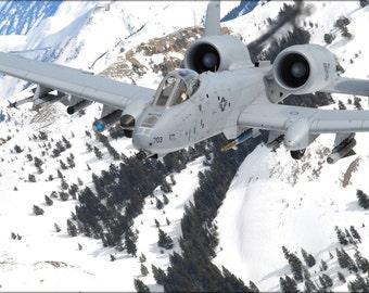 16x24 Poster; A 10A Idaho Ang Over Sawtooth Range 2009