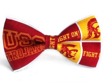USC Trojans Bow Tie