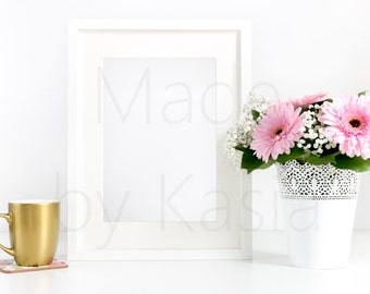 Styled Stock Photography Frame | Mockup | Styled Product Photography | Instant Download