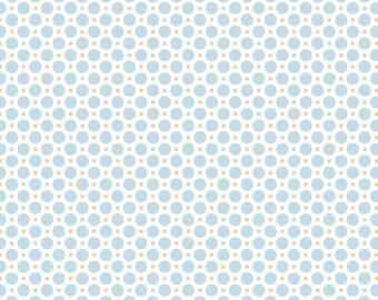 Sew Cherry 2 Circle Aqua c5805-Aqua