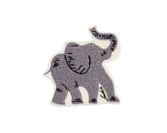 Elephant wappen,Elephant patch,Elephant applique,Craft Supplies , Tools,Sewing , Fiber,applique,craft supplies,tools,sewing,fiber,Embroidery