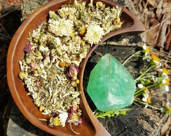 Calming and Relaxing Herbal Blend