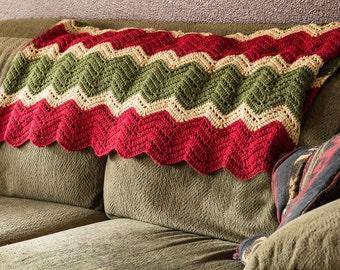 Crochet Baby Blanket Pattern Waffle Stitch Baby Blanket Pdf