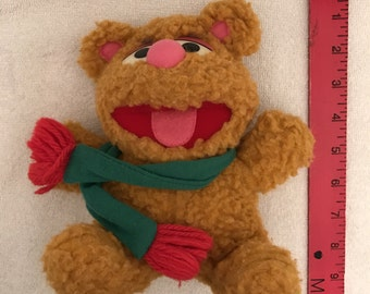 Vintage Fozzy The Bear Plush Toy