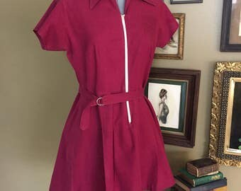 1940/50's Playsuit with Bloomers