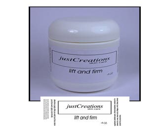 lift and firm 4 oz jar