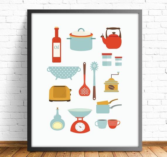 Laminas cocinalaminas decorativaslaminas tazasutensilios - Laminas decorativas para cocinas ...