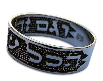 This Too Shall Pass Kabbalah Jewelry Of King Solomon Ring 925 Sterling Silver