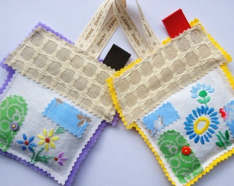 Home Sweet Home Lavender Sachets
