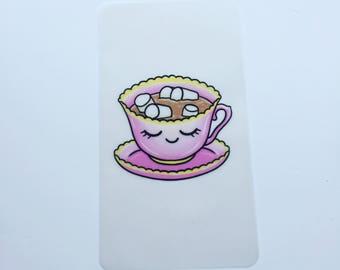 TN/Dori Dashboard Vellum Hot Cocoa Tea Cup