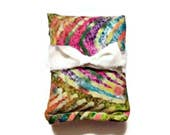 Herbal Migraine Pack - Reusable Heating Pad - Cooling Pad - Rainbow Gift Ideas - Birthday Gift for Her - Gift for Him - Gifts under twenty