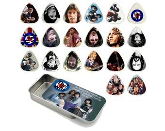 The Who Guitar Pick Gift Tin - Set of 20