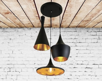 Modern Chandelier Pendant Lighting Pendant Light Fixture Kitchen chandelier Lampe suspendue Light for cafe restaurant Light fixtures