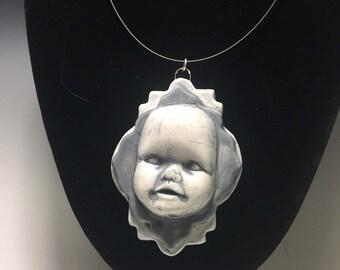 Baby Face Pendant