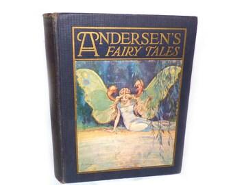 1923 Andersen's Fairy Tales Illustrated by John R. Neil