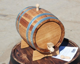 Oak barrel 30 Litel