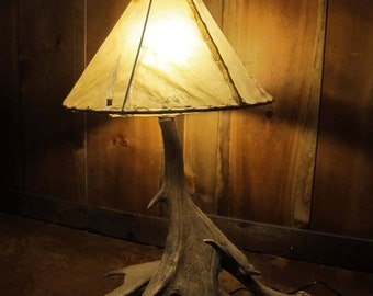 Deer Antler lamp (Free Shipping)