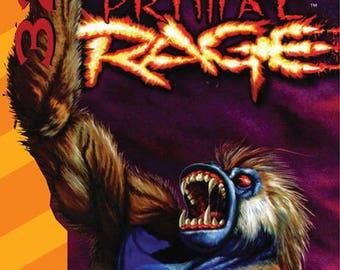 Primal Rage 32x manual