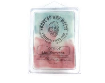 Wax Melts (Patchouli, Sandalwood w/ Citrus & Vetiver) Texas Chainsaw Massacre 2 Inspired Scented Wax Melts - Dupe