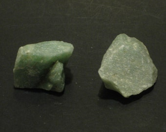 Raw Green Aventurine - Prosperity, Heart Chakra, Compassion, Leadership, Calming, Healing, Metaphysical, Spiritual, Quartz