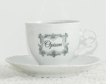 Opium Teacup