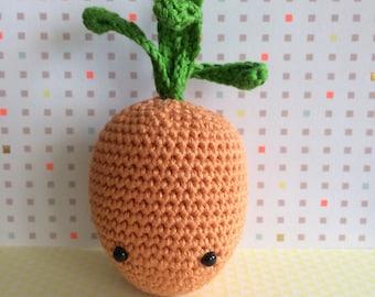 Carrot crochet